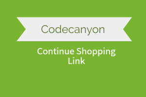 Continue Shopping Link