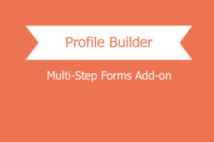 Multi Step Forms Add On