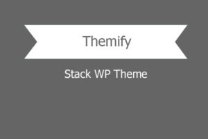 Themify Stack WordPress Theme