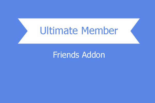 Ultimate Member Friends Addon
