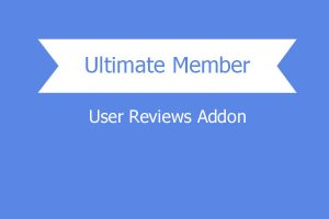 Ultimate Member User Reviews Addon